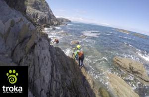 Coasteering Euskadi Costa Vasca