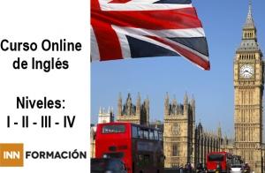 Curso Online Ingles. Elige tu nivel