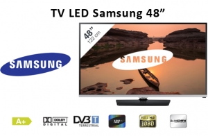 TV Samsung LED 48 Pulgadas FULHD