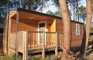 Landas fin de semana septiembre: Camping 4* Fram Nature en Soustons