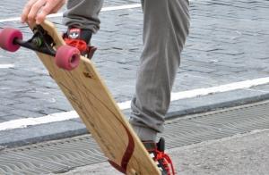 2 clases de longboard. Incluye alquiler de tabla