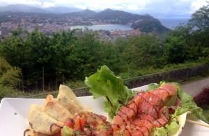 Comer en Ulia ¿se te ocurre algo mejor?