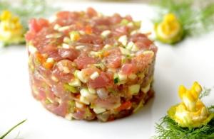 ¡Excepcional menú en el Kaialde de Hondarribia!