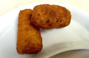 Menú en el restaurante de Asier Abal