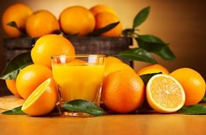 Naranjas Valencia de zumo