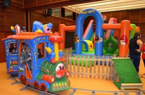 4 entradas para el parque infantil de Navidad del Kursaal