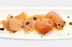Exquisito menú degustación en el restaurante Ziaboga