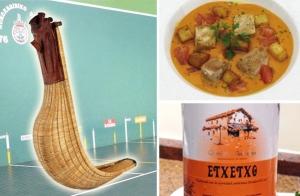 Final Masters Jai Alai World Tour en Zumaia + degustación gastronómica